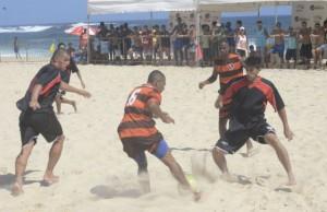 Tradicional evento esportivo da cidade, os Jogos de Verão tiveram início no dia 22/02. (fotos Clarildo Menezes)