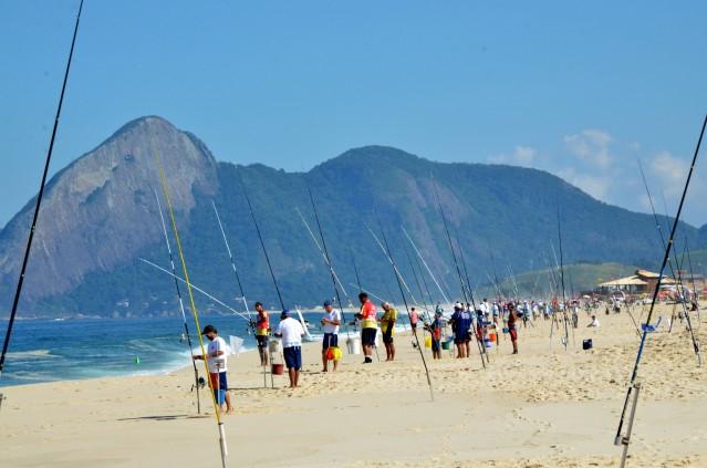 Maricá: Prefeitura apoia torneio de pesca em Itaipuaçu