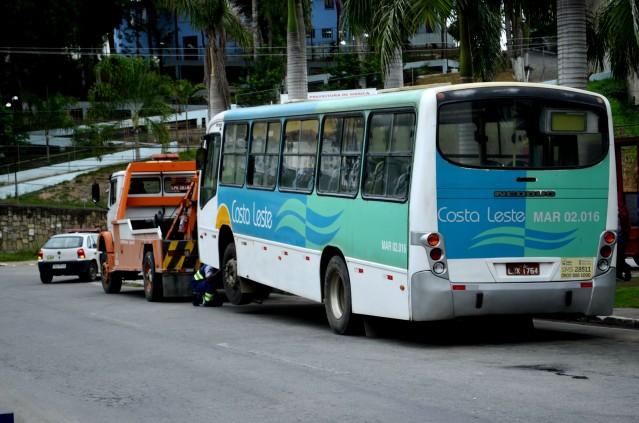 Maricá: Ônibus da Costa Leste são tirados de circulação