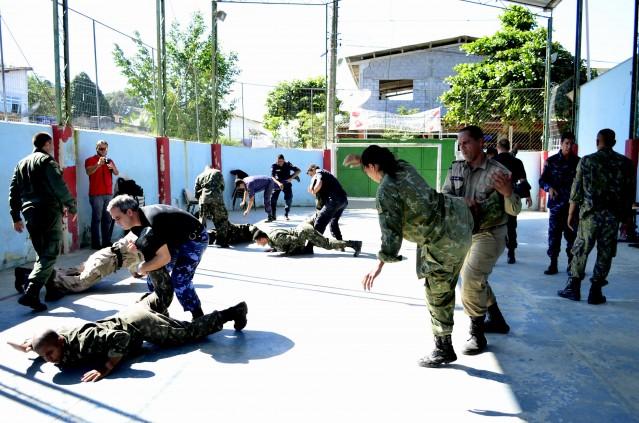Guarda Municipal de Maricá inicia o 2º Curso de Operações Táticas Especiais