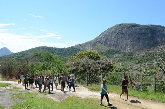 Maricá: Circuito Ecológico visita Caminho de Darwin neste domingo