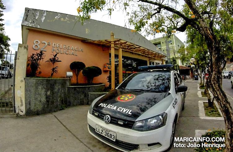 Aumenta número de assaltos em Maricá