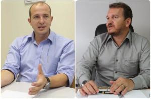 Marcelo Delaroli e Hélcio Ângelo estão conversando e poderão formar chapa.