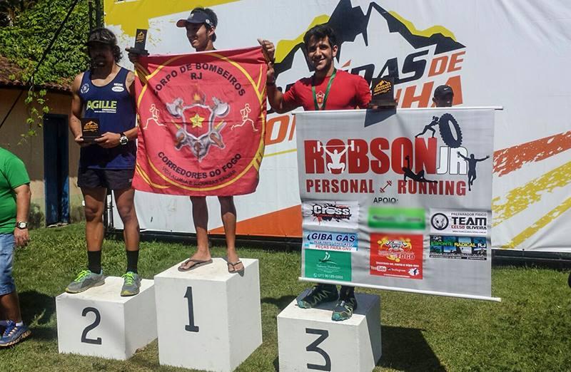 Maricaense se destaca em Campeonato de Corrida de Montanha