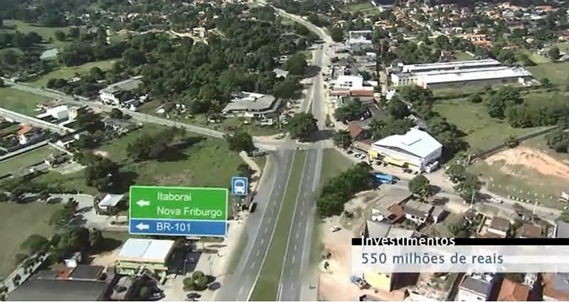 Maricá: Estado quer retomar obras de duplicação da RJ-106 e implantar um BRT