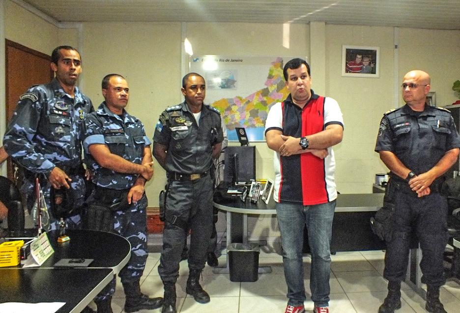 Maricá terá novo modelo de policiamento integrado