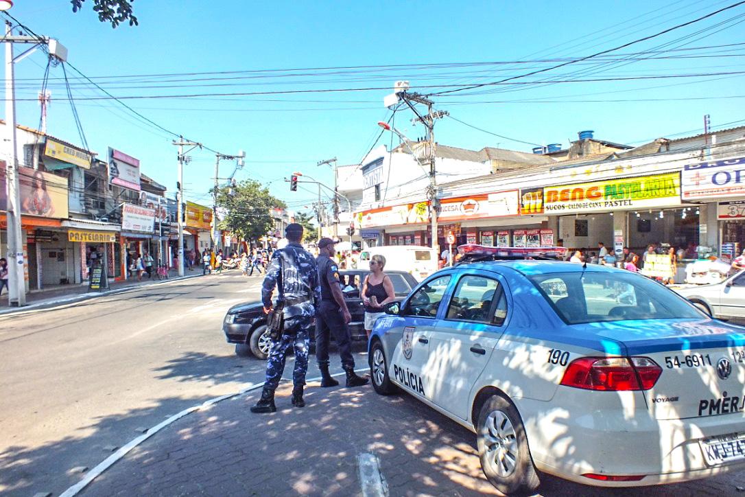 Parceria entre Polícia Militar e Prefeitura garante mais segurança para Maricá