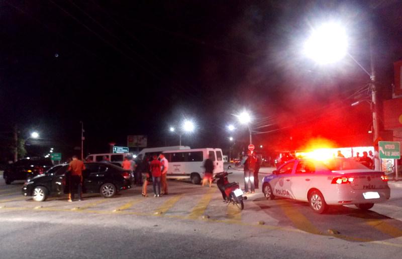Maricá: PM e Guarda Municipal realizam mega operação