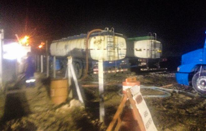 Maricá: Polícia Civil assume investigação de vazamento químico em tanque na obra do Comperj