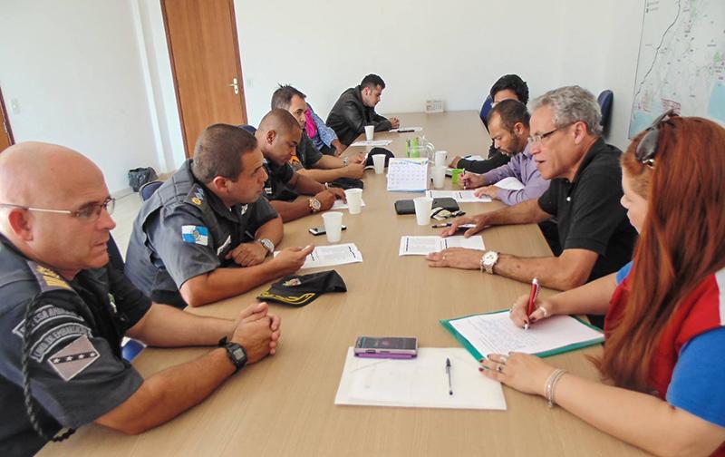 Maricá: Gabinete de Gestão Integrada Municipal busca parceria com agências bancárias