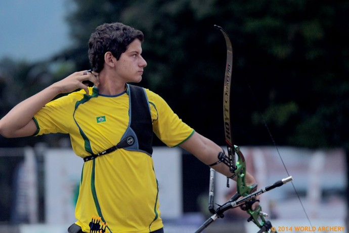 Atleta de Maricá bate recorde brasileiro em campeonato mundial