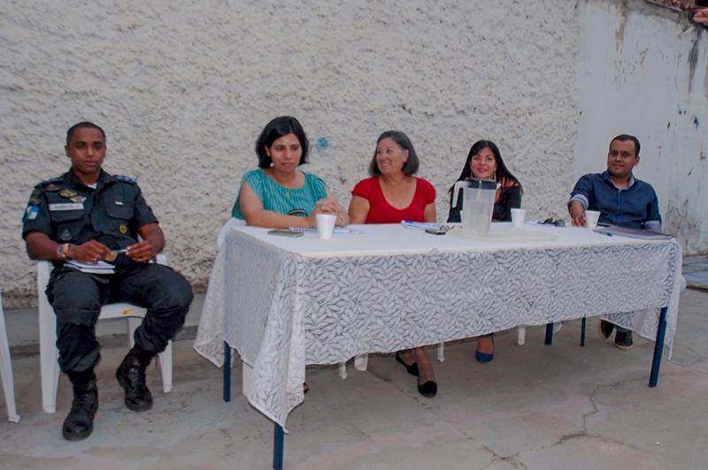 Conselho de Segurança faz reunião em Maricá