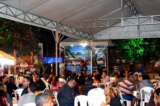 Maricá: Samba e rock sexta-feira na Praça do Turismo