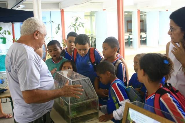 Maricá: Ciência Itinerante visita escola em Inoã