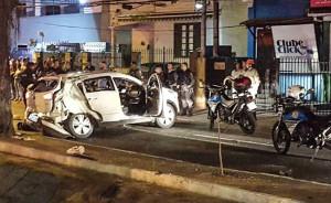 Ação terminou com três baleado e presos. Registro foi feito na 77 DP (Icaraí).