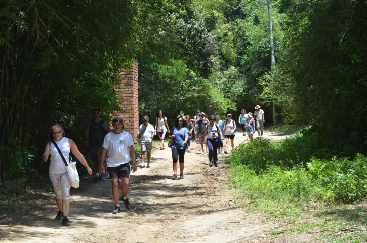 Maricá: Circuito Ecológico volta ao Caminho de Darwin no domingo
