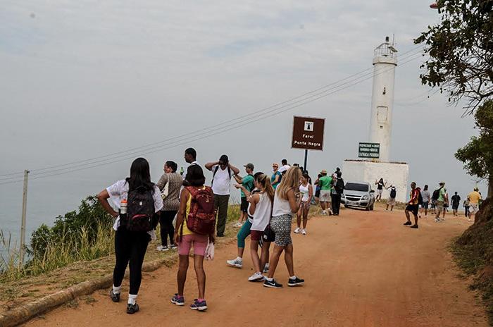 Maricá: Travessia Farol/Praia da Sacristia em Ponta Negra acontece neste sábado