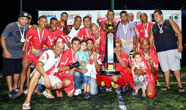 Maricá: Flamenguinho é campeão da Supercopa Fut7