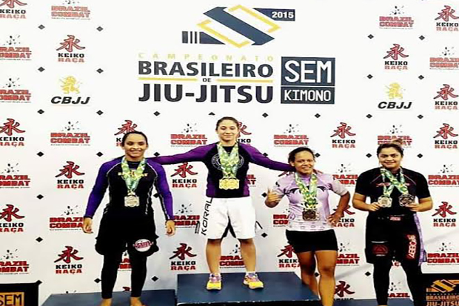Atleta de Maricá vence competição brasileira de Jiu-Jitsu