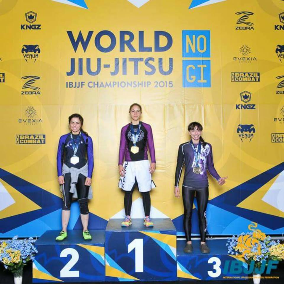 Atleta de Maricá vence campeonato mundial de Jiu-Jitsu nos EUA