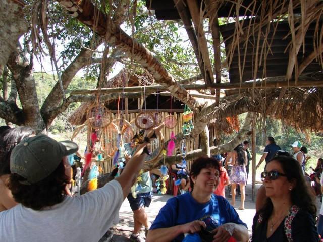 Maricá: Visitação à aldeia indígena é atração do Circuito Ecológico