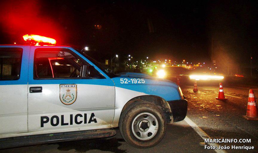 Perseguição em Itaipuaçu termina com criminoso detido