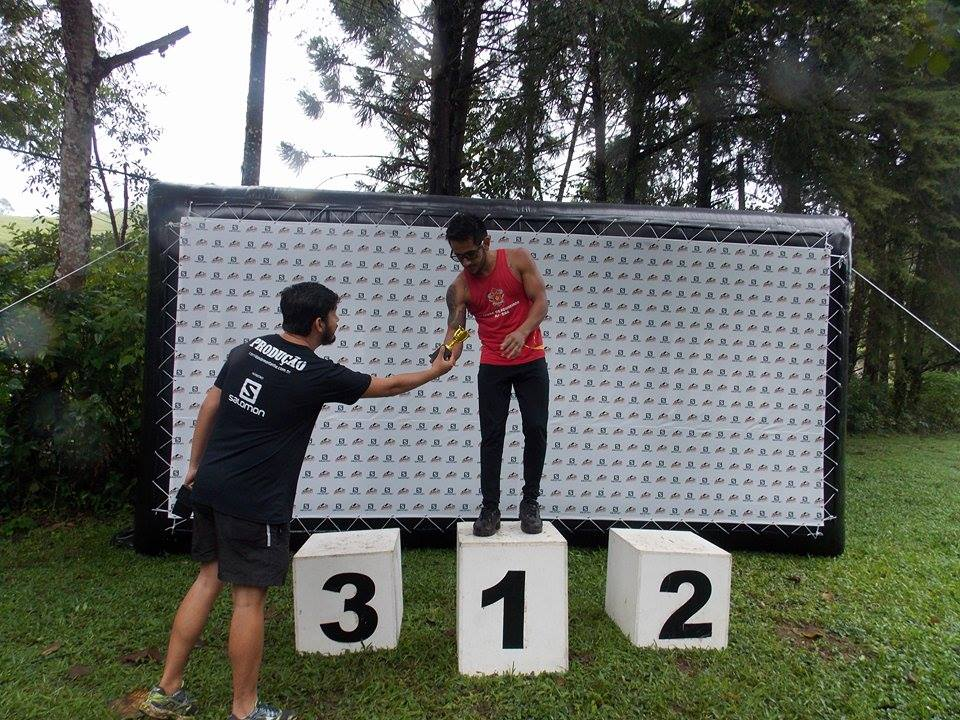 Atleta de Maricá se destaca em campeonato de Corrida de Montanha