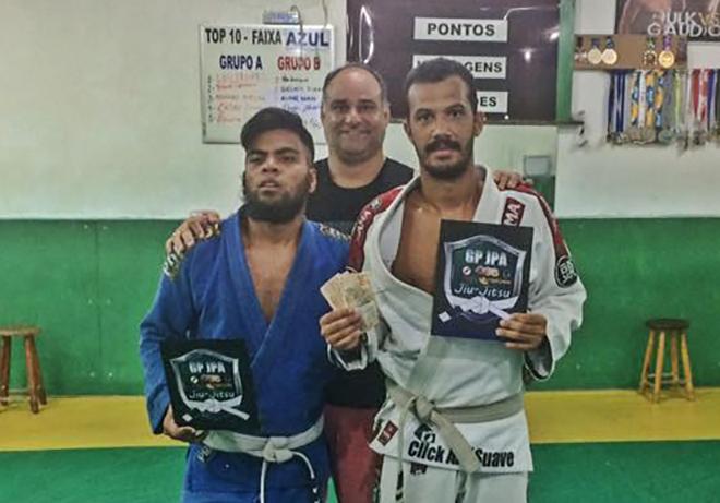 Atleta de Itaipuaçu vence campeonato de Jiu-Jitsu no Rio de Janeiro