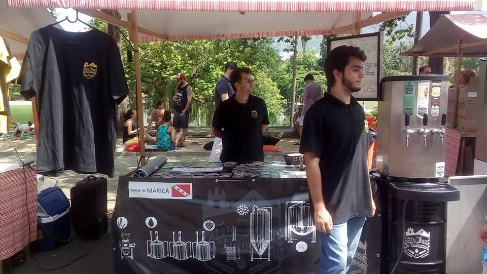 Cervejaria Artesanal de Maricá representa a cidade em feira gastronômica