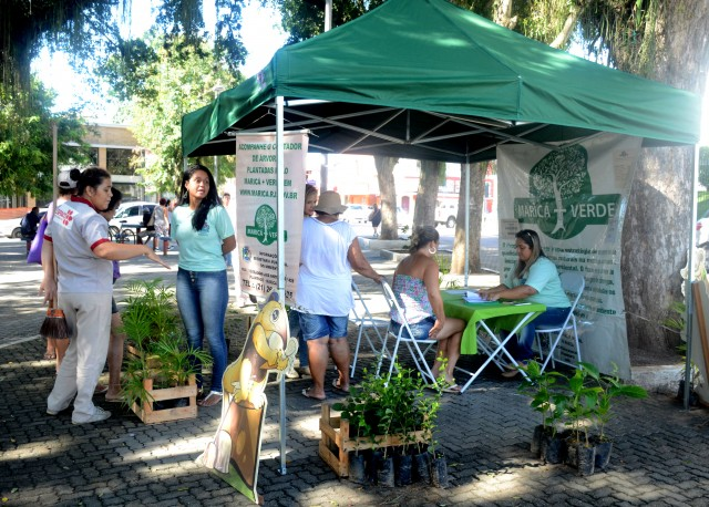 'Maricá + Verde' distribuirá mudas em Itapeba nesta quinta-feira (14)