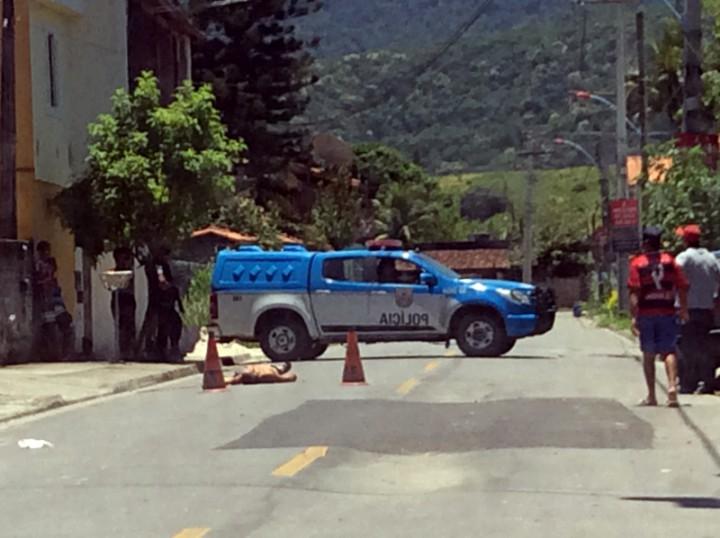 Maricá: Homem é morto a tiros em São José do Imbassaí