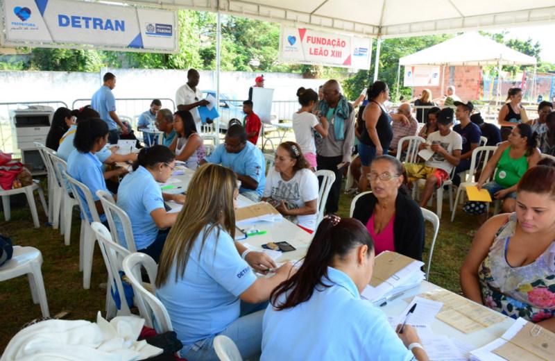 Maricá: Ação social levará serviços a São José do Imbassaí neste sábado