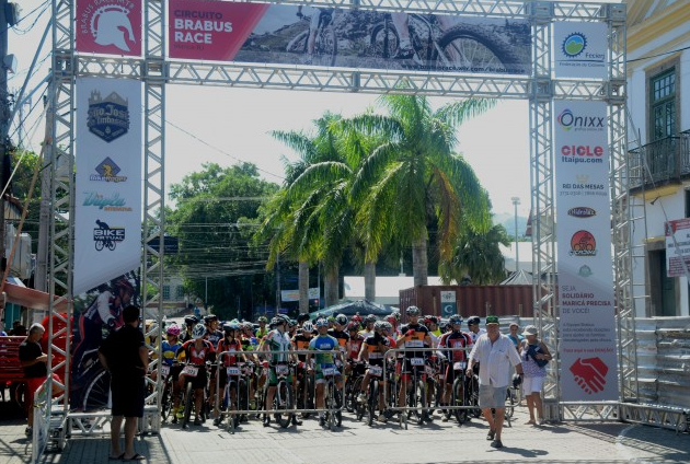 Maricá recebeu etapa do Estadual de Mountain Bike