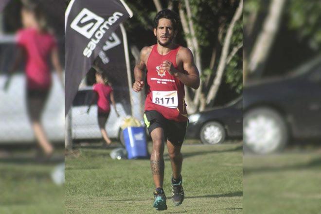 Atleta de Maricá se destaca em mais uma etapa do 'Corridas de Montanha'