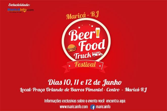 Maricá: 'Beer Food Truck Festival' agita o fim de semana