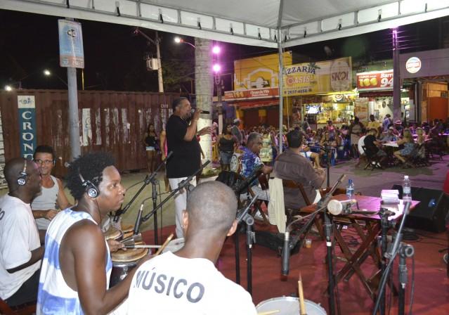 Samba di Buteco de volta a Maricá na sexta-feira 13