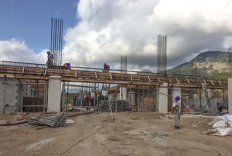 Maricá: Obras do Instituto Federal Fluminense avançam