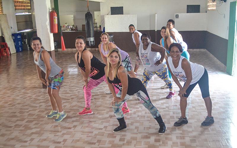 Maricá: Monalissa Figueiredo faz sucesso com projeto 'Bem Estar & Boa Forma'