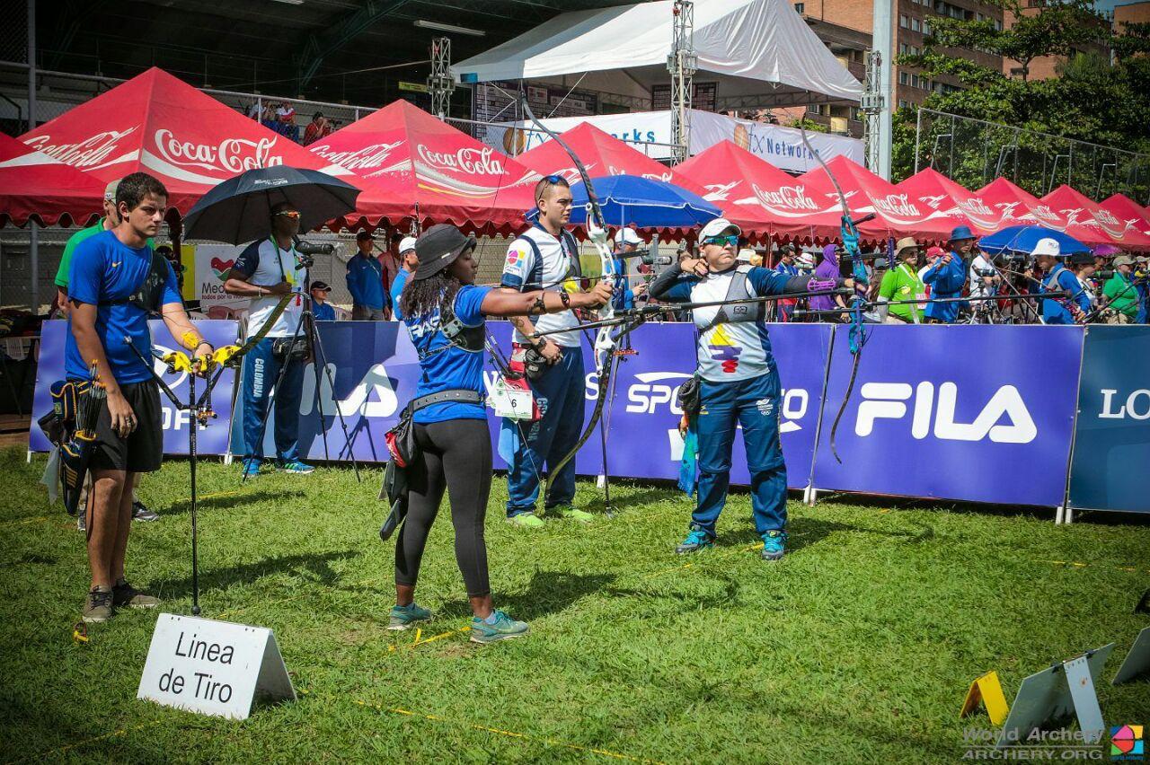 Atletas Maricaenses brigam por medalhas na Copa do Mundo de Tiro com Arco