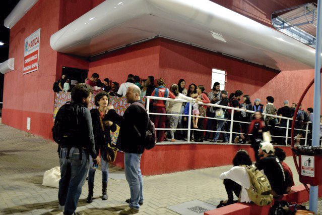 Maricá: Prefeitura abre 'Cinema Público' durante o Festival da Utopia