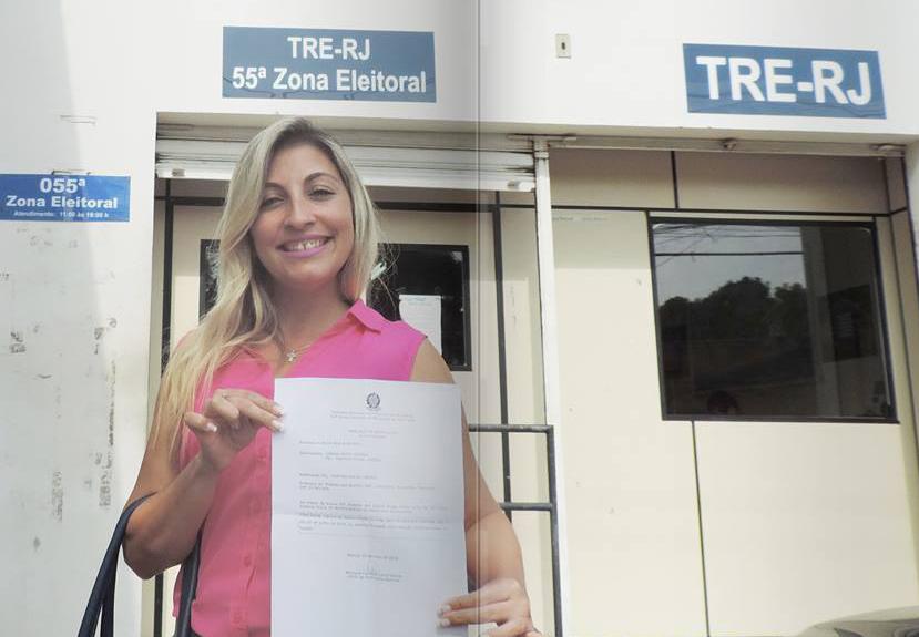 Maricá poderá ter uma candidata a prefeita nas eleições deste ano