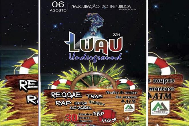 Itaipuaçu terá luau cultural em agosto