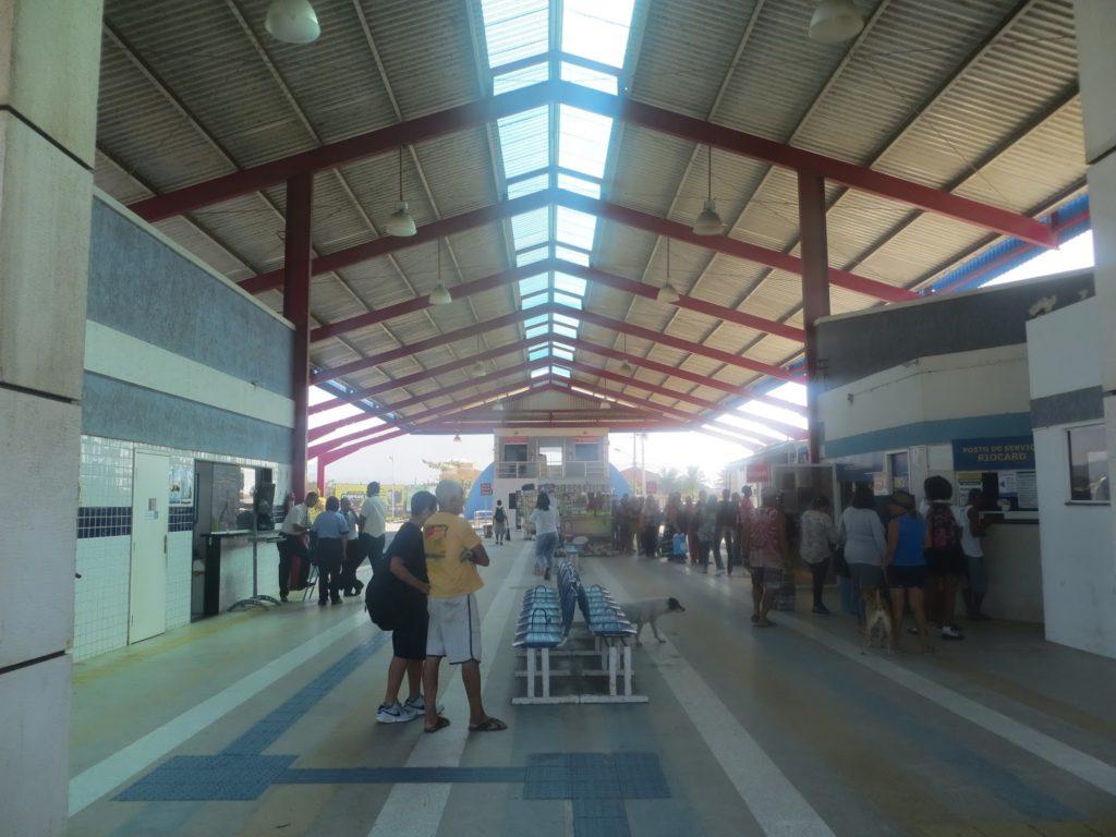 Maricá: Mulher é assaltada no terminal de integração de Itaipuaçu
