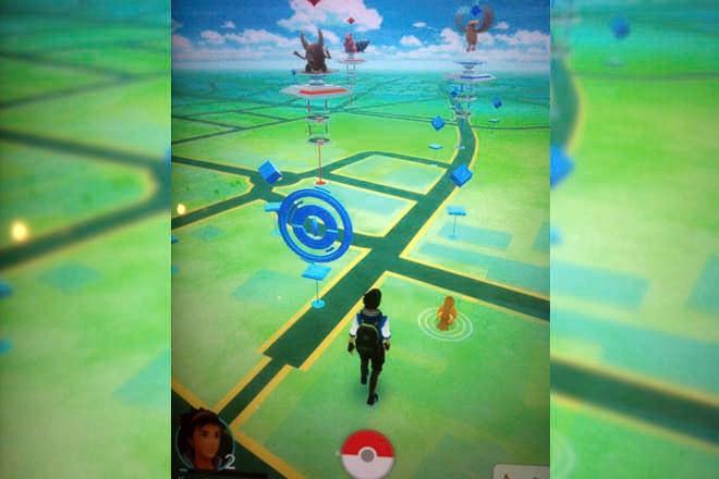 Maricá: Jogadores de 'Pokémon Go' marcam primeiro encontro