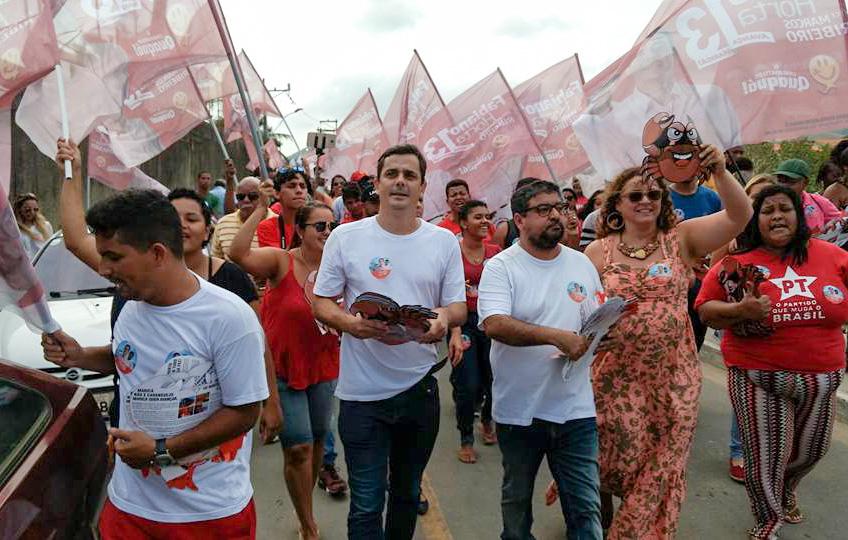Maricá: Justiça Eleitoral determina apreensão de material de campanha de Fabiano Horta