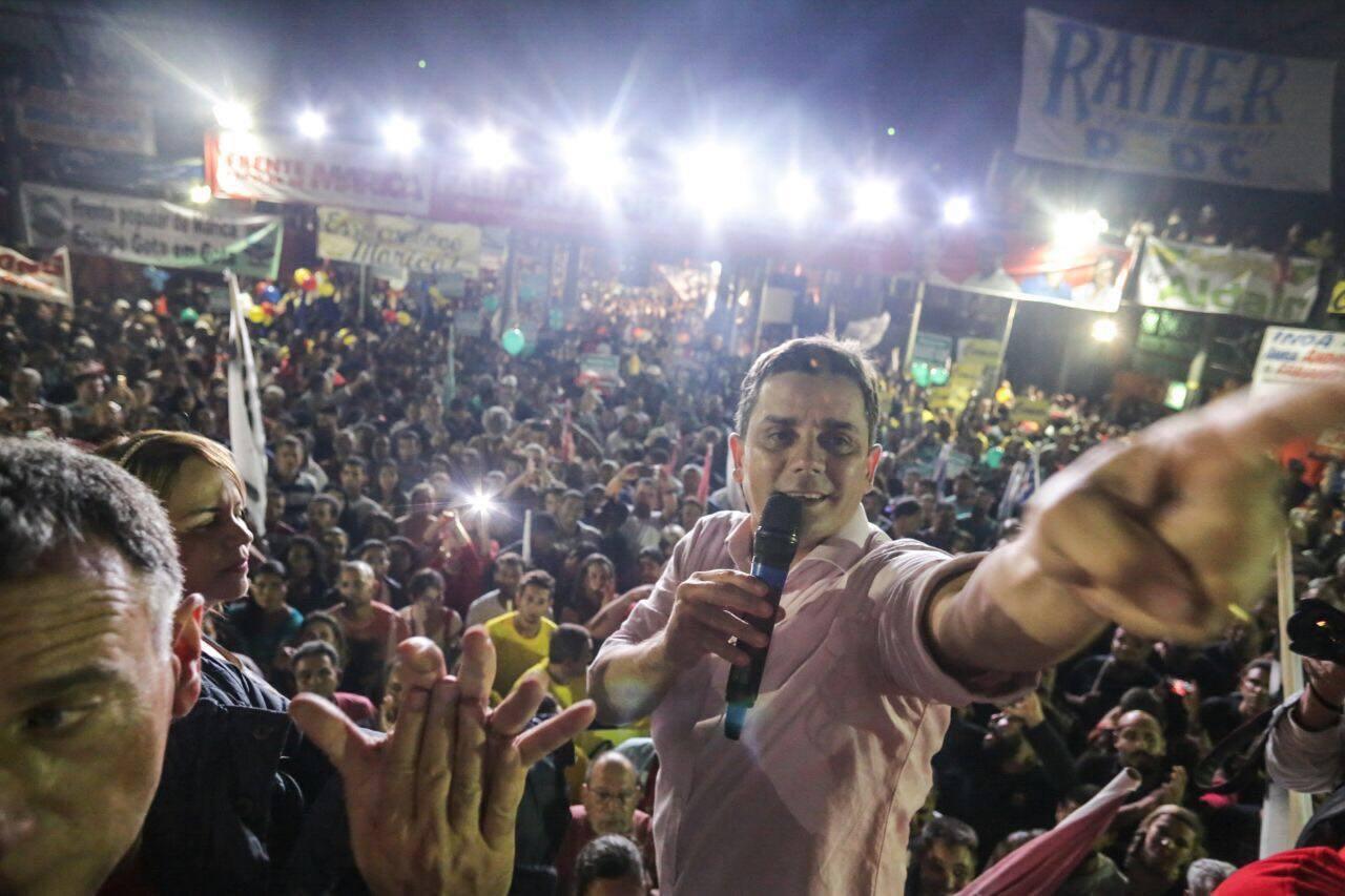 Maricá: Pesquisa do Ibope aponta liderança de Fabiano Horta