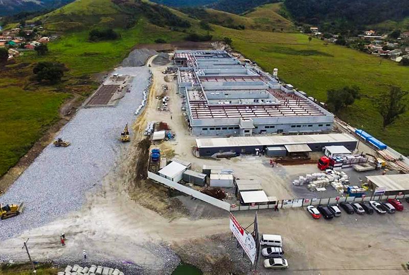 Maricá: Novo hospital estará pronto até o fim do ano, garante prefeitura