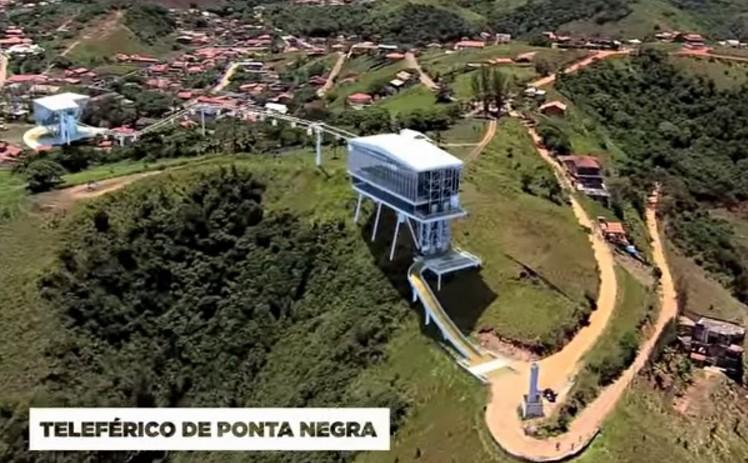 Maricá: Teleférico de Ponta Negra fica apenas no papel