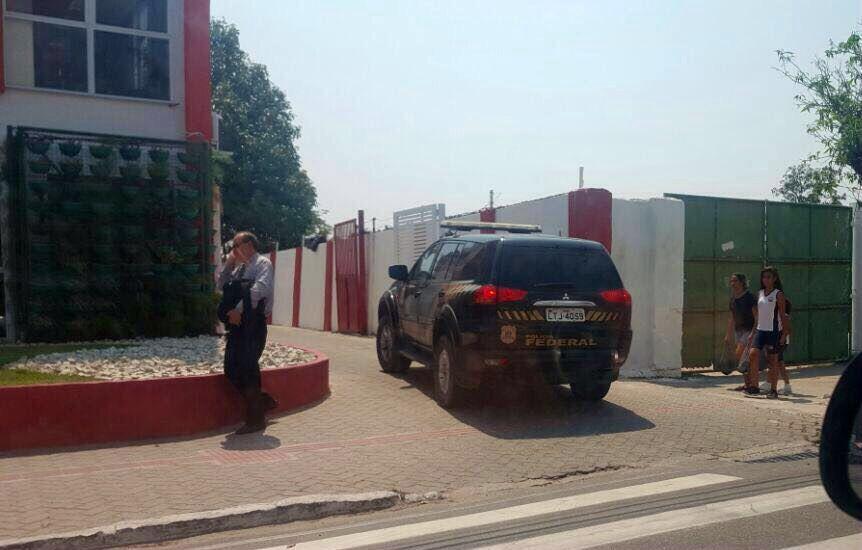 Maricá: Polícia Federal vai até a prefeitura