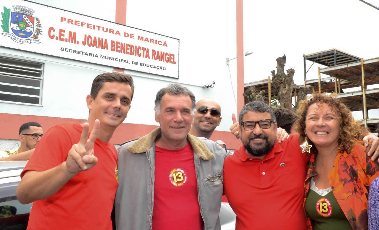 Ministério Público obtém condenação de Fabiano Horta e Washington Quaquá por propaganda extemporânea